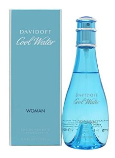 Cool Water by Davidoff EDT 1 OZ SP Ladies - SouthBeachPerfumes