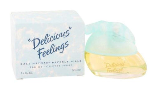 DELICIOUS FEELINGS by Gale Hayman EDT 1.7 OZ SP LADIES - South Beach Perfumes