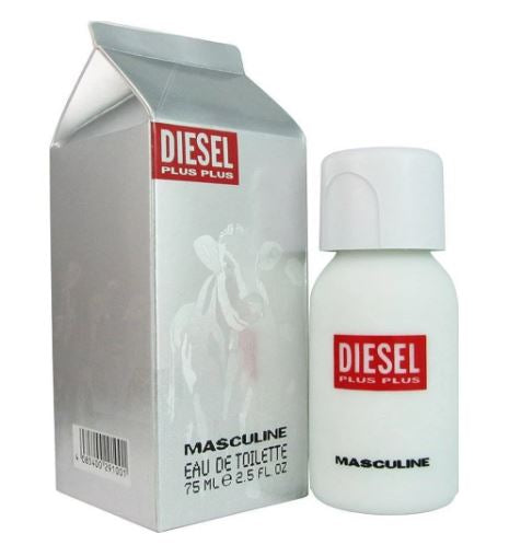 DIESEL PLUS PLUS MASCULINE by Diesel 2.5 OZ SP MEN - SouthBeachPerfumes