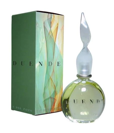 DUENDE by Jesus Del Pozo EDT 3.4 OZ SP Ladies - SouthBeachPerfumes