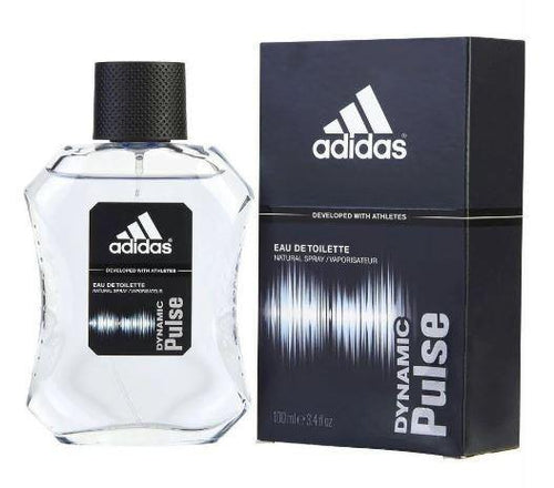 DYNAMIC PULSE by Adidas EDT 3.4 OZ SP Men - South Beach Perfumes