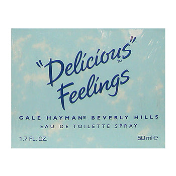 DELICIOUS FEELINGS by Gale Hayman EDT 1.7 OZ SP LADIES - SouthBeachPerfumes