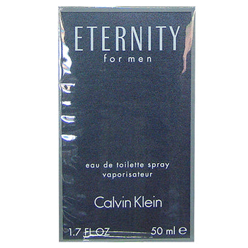 ETERNITY by Calvin Klein EDT 1.7 OZ SP MEN - South Beach Perfumes