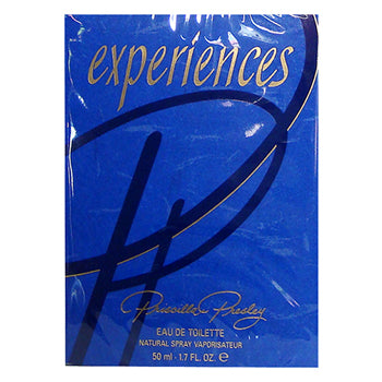 EXPERIENCES by Priscilla Presley EDT 1.7 OZ SP Ladies - SouthBeachPerfumes