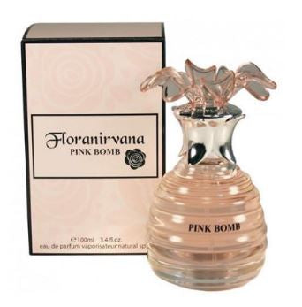 FLORANIRVANA PINK BOMB by Nu Parfums EDP 3.4 OZ SP Ladies - South Beach Perfumes