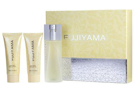 FUJIYAMA by Success De Paris 3PC Ladies Gift Set - SouthBeachPerfumes