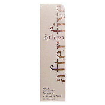FIFTH AVENUE AFTER FIVE by Elizabeth Arden EDP 4.2 OZ SP LADIES - South Beach Perfumes
