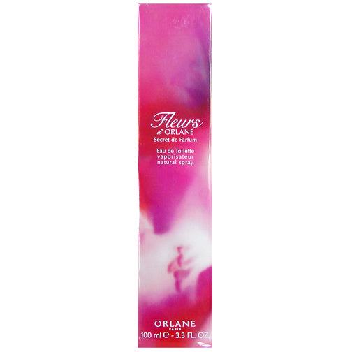 Fleurs d' Orlane Secret de Parfum EDT 3.3 OZ SP Ladies - South Beach Perfumes