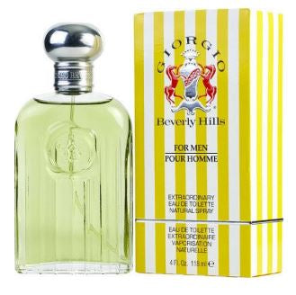 GIORGIO by Giorgio Beverly Hills EDT 4 OZ SP Men - South Beach Perfumes