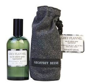 GREY FLANNEL by Geoffrey Beene EDT 4 OZ SP MEN POUCH - South Beach Perfumes