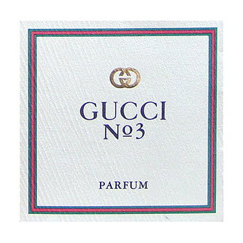 GUCCI No 3 by Gucci Parfum 0.10 oz Ladies MINI - SouthBeachPerfumes