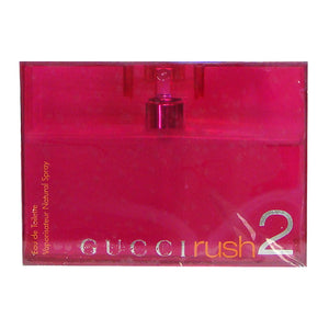 GUCCI RUSH 2 by Gucci EDT 2.5 OZ SP LADIES - SouthBeachPerfumes