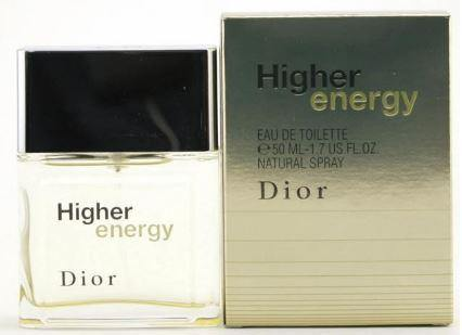 HIGHER ENERGY by Christian Dior EDT 1.7 OZ SP Men - SouthBeachPerfumes