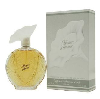 HISTOIRE D'AMOUR by Aubusson EDT 3.4 OZ SP Ladies - South Beach Perfumes
