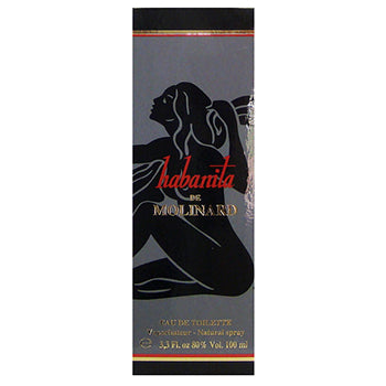 HABANITA by Molinard EDT 3.3 OZ SP Ladies - South Beach Perfumes