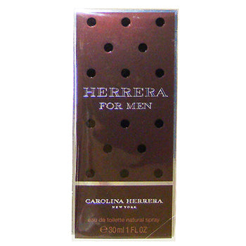 HERRERA by Carolina Herrera EDT 1 OZ SP MEN - SouthBeachPerfumes