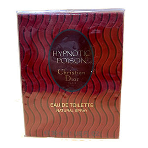 Hypnotic Poison by Christian Dior EDT 3.4 OZ Ladies (Vintage) - SouthBeachPerfumes