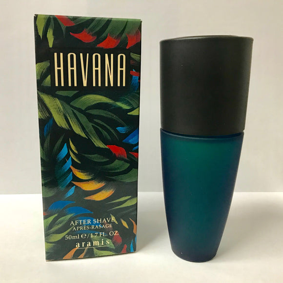 HAVANA by Aramis 1.7 OZ AFTER SHAVE Splash Men - SouthBeachPerfumes