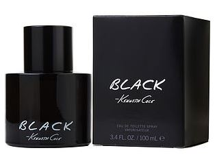 KENNETH COLE BLACK by Kenneth Cole EDT 3.4 OZ SP Men - SouthBeachPerfumes