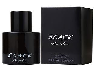 KENNETH COLE BLACK by Kenneth Cole EDT 3.4 OZ SP Men - South Beach Perfumes