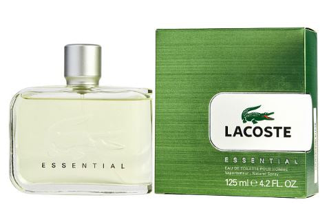 LACOSTE ESSENTIAL by Lacoste EDT 4.2 OZ SP Men - South Beach Perfumes