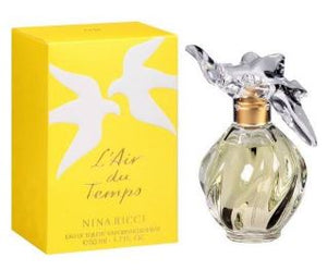 L'Air Du Temps by Nina Ricci EDT 1.7 OZ SP LADIES - SouthBeachPerfumes
