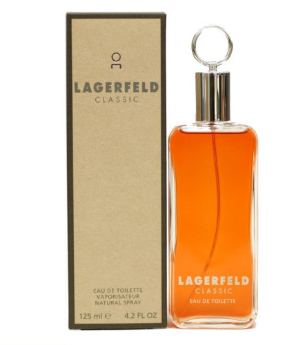LAGERFELD CLASSIC by Karl Lagerfeld EDT 4.2 OZ SP Men - SouthBeachPerfumes