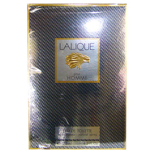 LALIQUE by Lalique EDT 4.2 OZ SP LION MEN - SouthBeachPerfumes