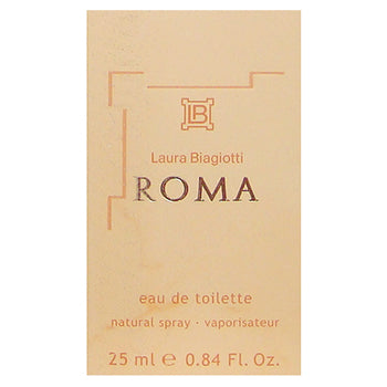 ROMA by Laura Biagiotti EDT .84 OZ SP Ladies - South Beach Perfumes