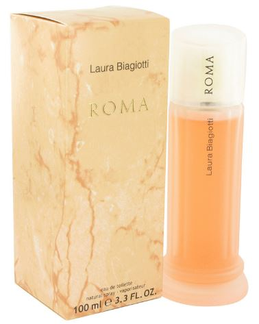 ROMA by Laura Biagiotto EDT 3.4 OZ SP LADIES - SouthBeachPerfumes