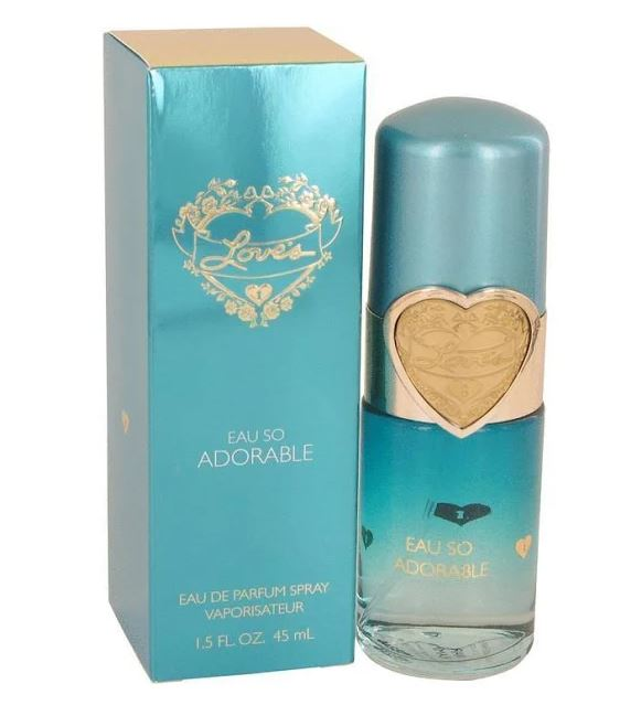 Love's Eau So Adorable - South Beach Perfumes