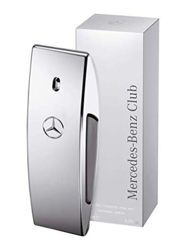 MERCEDES-BENZ CLUB by Mercedes-Benz EDT 1.7 OZ SP Men - South Beach Perfumes