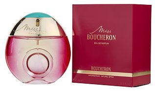 MISS BOUCHERON by Boucheron EDP 3.3 OZ SP LADIES - SouthBeachPerfumes