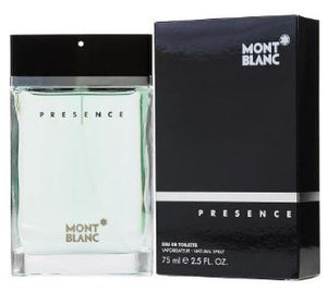 Mont Blanc Presence by Mont Blanc EDT 2.5 OZ SP Men - SouthBeachPerfumes