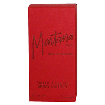 MONTANA by Montana EDT 1 OZ SP MEN - SouthBeachPerfumes