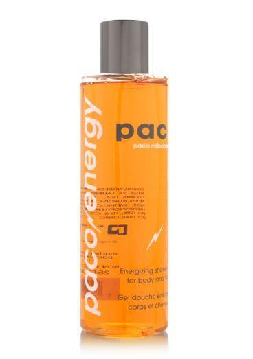 PACO ENERGY by Paco Rabanne 8.4 OZ SHOWER GEL - South Beach Perfumes