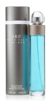 PERRY ELLIS 360 by Perry Ellis EDT 3.4 OZ SP MEN - SouthBeachPerfumes