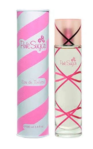 PINK SUGAR by Aquolina EDT 3.3 OZ SP Ladies - South Beach Perfumes