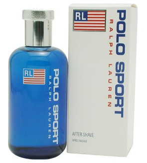 POLO SPORT by Ralph Lauren 4.2 OZ AFTER SHAVE SPLASH MEN - SouthBeachPerfumes