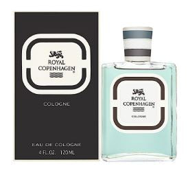 ROYAL COPENHAGEN by Royal Copenhagen EDC 4 OZ SPLASH MEN - South Beach Perfumes