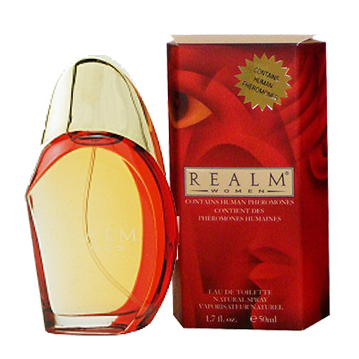 REALM WOMEN by Erox EDT 1.7 OZ SP LADIES - South Beach Perfumes