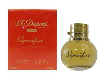 SIGNATURE by S.T. Dupont EDP 1.7 OZ SP Ladies - South Beach Perfumes