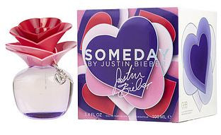 SOMEDAY by Justin Bieber EDP 3.4 OZ SP LADIES - SouthBeachPerfumes