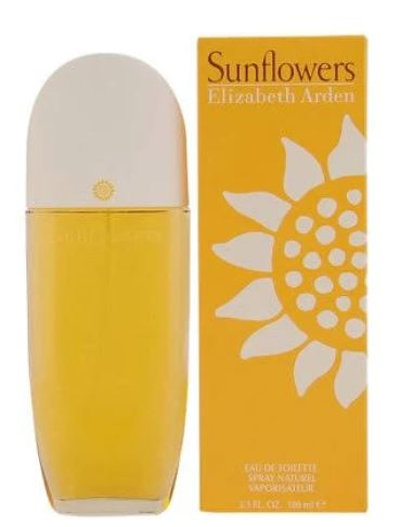 SUNFLOWERS by Elizabeth Arden EDT 3.3 OZ SP Ladies - South Beach Perfumes