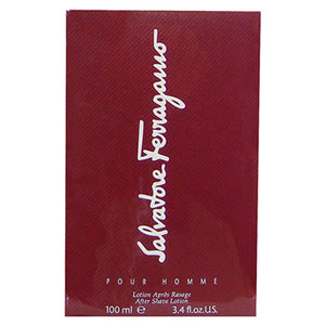 SALVATORE FERRAGAMO by Salvatore Ferragamo 3.4 OZ AFTER SHAVE - SouthBeachPerfumes