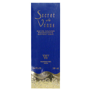 SECRET OF VENUS by Weil Paris EDC 3.4 OZ SP LADIES - South Beach Perfumes