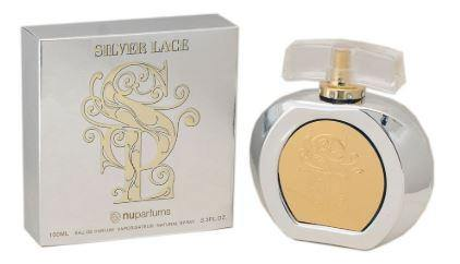 Silver Lace by Nu Parfums EDP 3.4 OZ SP Ladies - South Beach Perfumes
