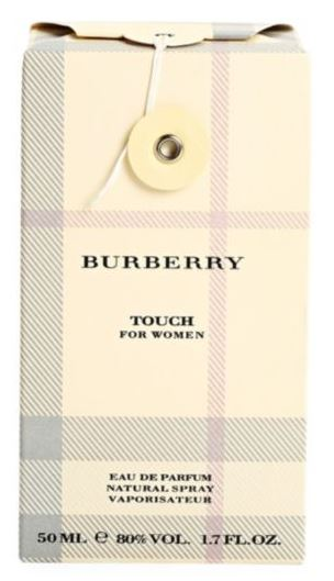 TOUCH by Burberry EDP 1.7 OZ SP Ladies - SouthBeachPerfumes