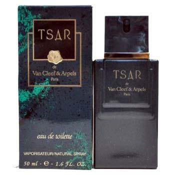 TSAR by Van Cleef & Arpel EDT 1.6 OZ SP Men (Original Box) - South Beach Perfumes
