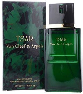 TSAR by Van Cleef & Arpel EDT 3.3 OZ SP Men - SouthBeachPerfumes